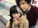 Gackt and  Kimura Manatsu