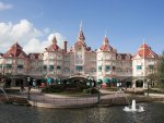 Disneyland  Paris Castle Hotel