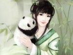 Beauty n Panda
