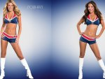 new england cheerleader