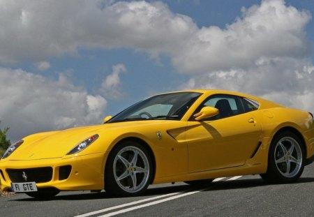 Ferrari 599 GTB - tuning, car, 599, ferrari