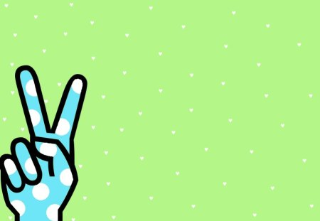 Anime Peace Sign Hand Peace Sign Hand Anime Spotted