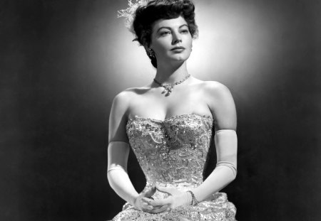 Ava Gardner07 Actresses People Background Wallpapers On