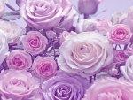 * Tender roses *