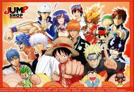 Jump Anime Other Anime Background Wallpapers On Desktop Nexus Image 1333111