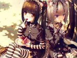 Neko Girls Chocola And Vanilla