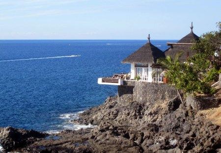 Beautiful las rocas beach club tenerife oceans nature for Las rocas tenerife