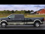 dodge ram long hauler truck
