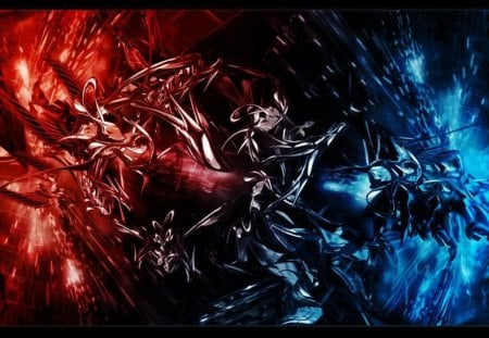 good vs evil 3840x2160 wallpaper - photo #25