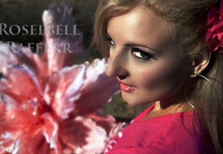 Roselbell Rafferr - milan, stunning, new york, rose, paris, bella, beautiful, roselbell, dior, actress, hot, sofia, beauty, pink, phillips, model, sexy, roza, rosa, bulgari, london, sex, campaign, flower, ad, eyes, white, bulgaria