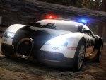 NFS Bugatti Veyron Police Car
