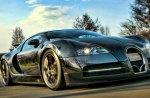 gorgeous bugatti hdr
