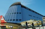 B17 ready for takeoff