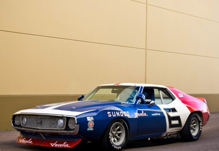 AMC Javelin Trans Am Race Car '1970–72 - trans am race car, AMC Javelin Trans Am Race Car, amc javelin, amc