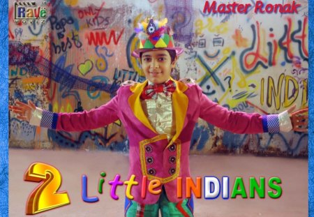 Master Ronak little star - LITTLE INDIANS, MASTERRONAK, BOLLYWOODSTAR, 2013BOLLYWOODMOVIE, BOLLYWOODKID