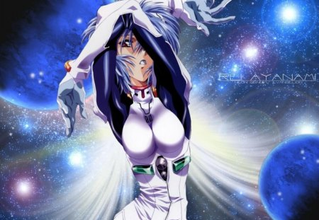 Rei Ayanami Evangelion Anime Background Wallpapers On