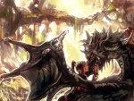 My dear dragon