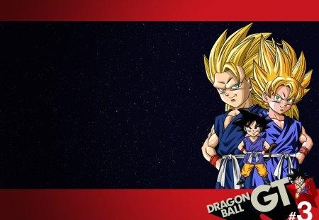 Dragon Ball Gt 3 Dragonball Anime Background Wallpapers