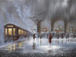 Jeff Rowland painting