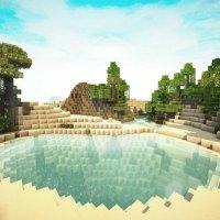 Minecraft Oasis