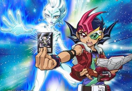 Yu-Gi Oh! Zexal! - Anime, Books, Mangas, Gammes