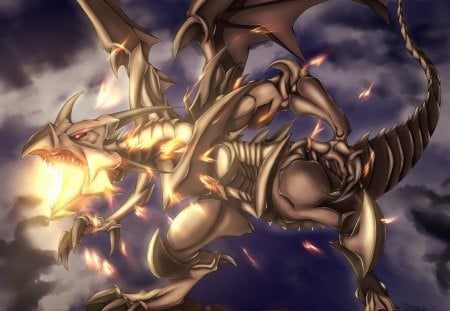 Red Eyes Black Dragon Yu Gi Oh Anime Background Wallpapers On Desktop Nexus Image 1347997