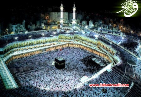 Makkah - muslim, Islam, abstract, photogrphy