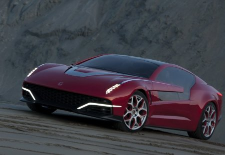 Giugiaro Brivido 2012 Other Cars Background Wallpapers On
