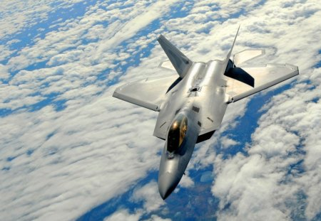 The Amazing F-22 - fighter jet, f22 raptor, raptor, f 22
