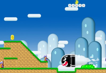 Super Mario World Yoshi S Island 1 Mario Video Games