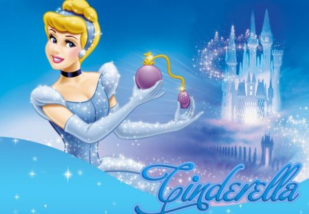 Cinderella Disney Princess Wallpaper - Cinderella, Wallpaper, Princess, Disney