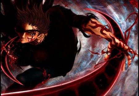 Crow Other Anime Background Wallpapers On Desktop Nexus