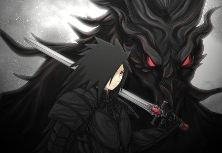 Uchiha Madara Naruto Anime Background Wallpapers On
