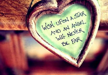 * A wish * - text, moments, romance, love, heart, a wish