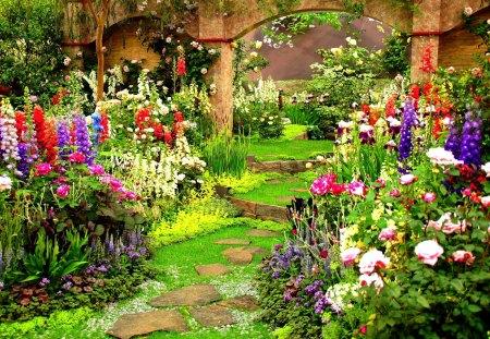 Genial SPRING GARDEN   Garden, Flowers, Nature, Spring