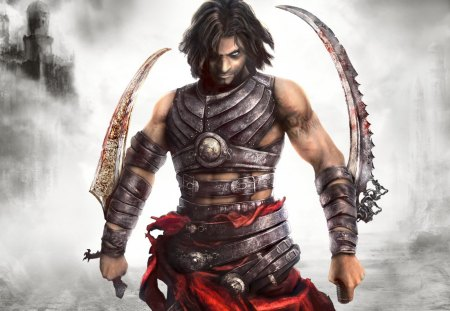 Prince of Persia Warrior Within - game, swords, warrior within, Prince of persia