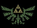 Celtic Hylian Crest