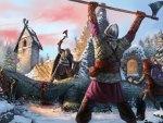 Vikings victorious