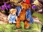 Fishing Teddy