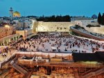 the waling wall in jerusalem