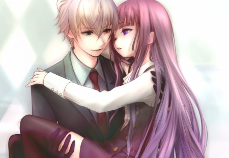 Hold me tight anime love and romance wallpapers and - Tight hug wallpaper ...