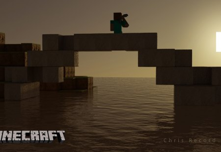 Minecraft wallpaper in hd fo shizzle. - is fo shizzle, minedyasbdjgjhdfsgp, chuck norris, wallpaper, minecraft