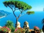 Coast in Italy