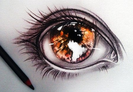 i see the world in my eye eyes wallpapers and images desktop