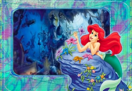 Ariel Disney Princess Wallpaper Movies Entertainment Background Wallpapers On Desktop Nexus Image 1366361