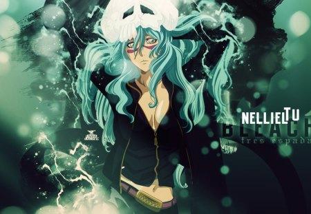 Neliel Tu Oderschvank Bleach Anime Background Wallpapers On
