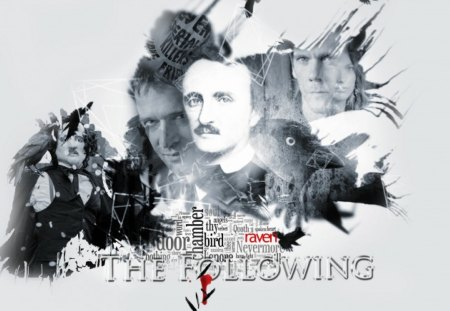 The Following - The Following, kevin bacon, edgar allan poe, FOX broadcasting