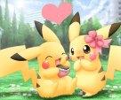Pikachu Romance