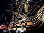 Ancient Sailship