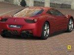Ferrari 458 Italia '09